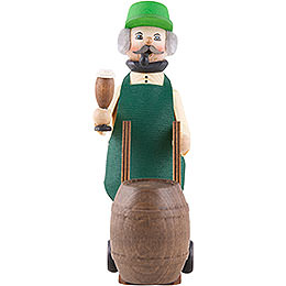 Smoker  -  Beer Roundsman 17cm / 7.9 inch