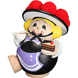 Smoker  -  Black Forest Girl  -  11cm / 4 inch