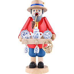 Smoker China salesman  -  18cm / 7 inch