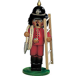Smoker Nostalgic Fireman  -  25cm / 10 inch