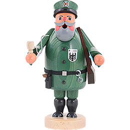 Smoker Policeman  -  19cm / 7 inch