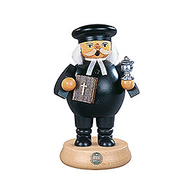 Smoker Priest protestant  -  18cm / 7 inches