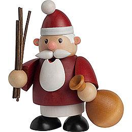 Smoker Santa Claus  -  10cm / 4 inch