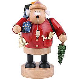 Smoker Santa Claus  -  18cm / 7 inch
