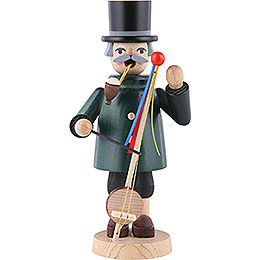 Smoker  -  Violin Player  -  19cm / 7 inch