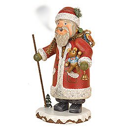 Smoker Winterchild Santa Claus   -  20cm / 8inch