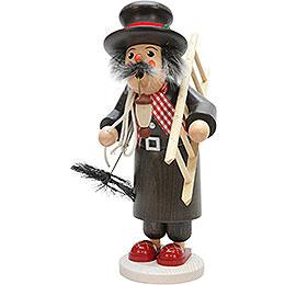 Smoker chimney sweep  -  28,5cm / 11.2inch