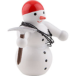 Snow Man Mountain Climber  -  6,5cm / 2.5 inch