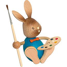 Snubby Bunny artist  -  12cm / 4.7inch