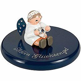 "Sockel für Engel ""Mein Glücksengel""  -  1cm"