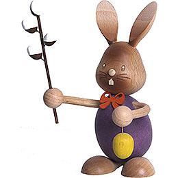 Stupsi Hase mit Weidenkätzchen  -  12cm