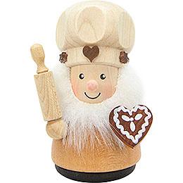 Teeter Man Confectioner Natural  -  8,0cm / 3.1 inch