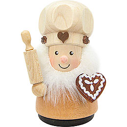 Teeter man confectioner natural  -  8,0cm / 3.1inch