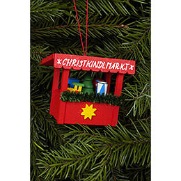 Tree ornament Christkindlmarkt Toys  -  6,3 x 5,3cm / 2.5 x 2.1inch