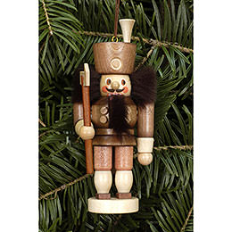 Tree ornament Miner natural  -  11cm / 4 inch