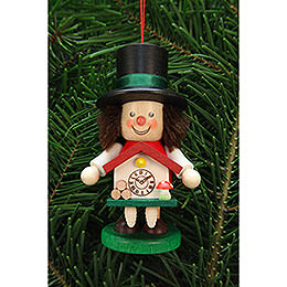 Tree ornament Rascal Black Forester  -  10,5cm / 4.1inch