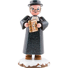 Winter Children Pastor  -  8cm / 3inch