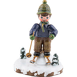 Winter Children Snowshoe Trip -  8cm / 3 inch